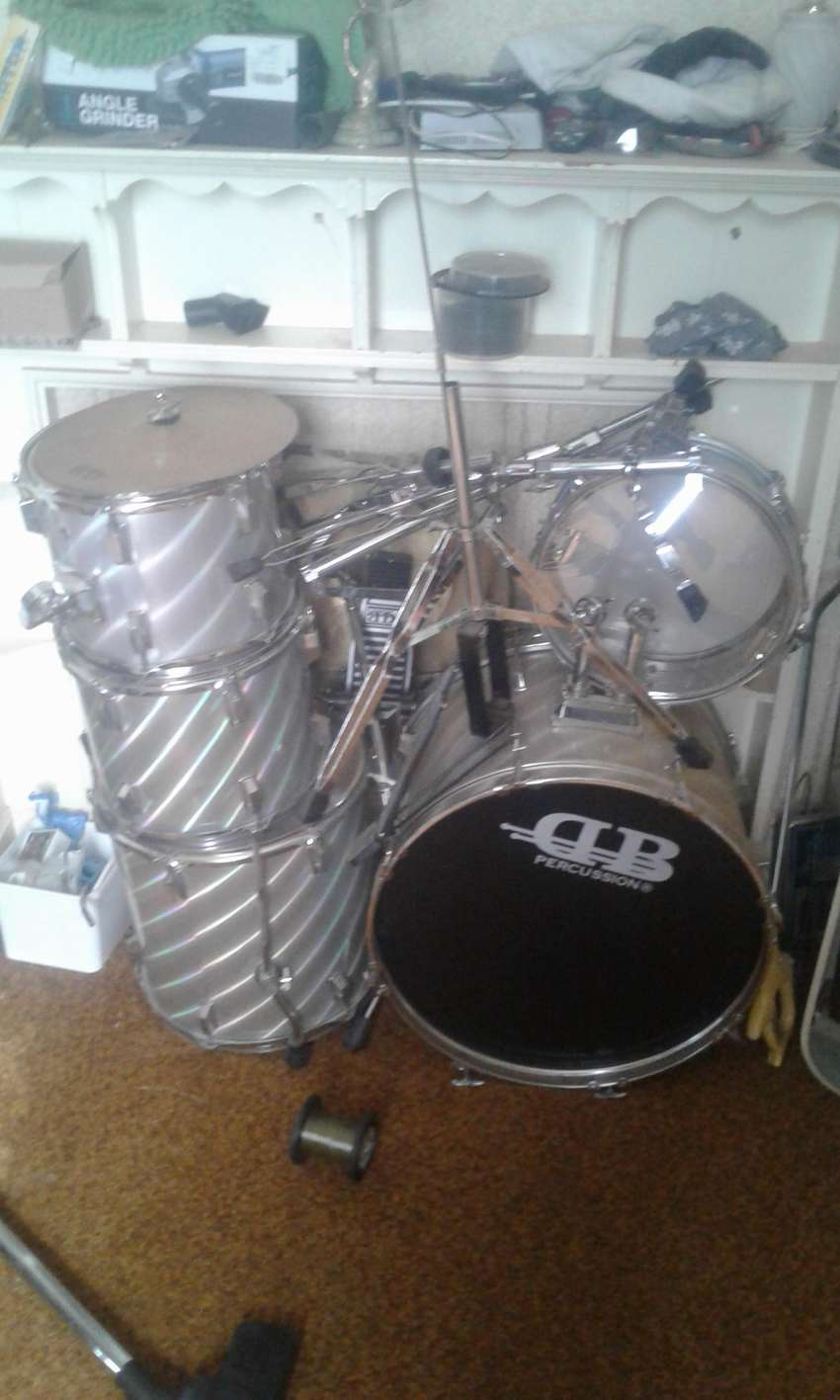 DRUM SET for sale or swap 0