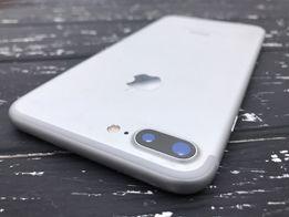 Apple iphone 7+ plus 128 silver Б/У neverlock