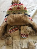 Набор шапка и перчатки Mexx