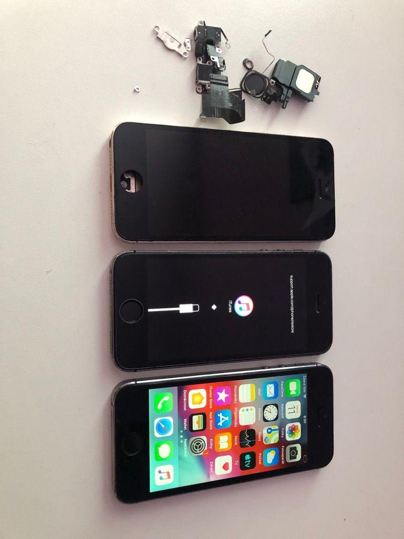 iPhone 5s 16gb 3x na ND 0