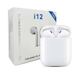 TWS Earphones i12