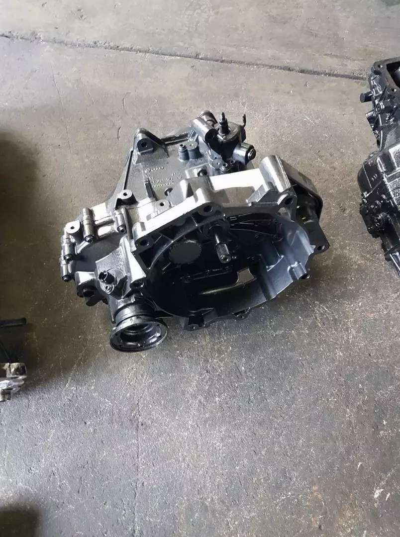VW Polo 1.6 gearbox 0