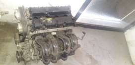FORD FIESTA 2013 ENGINE FOR SALE CLEAN