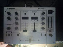 Продам dj микшер PIONEER DJM-300-S CDJ200 2шт
