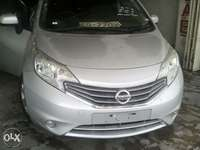 Nissan note new shape 0