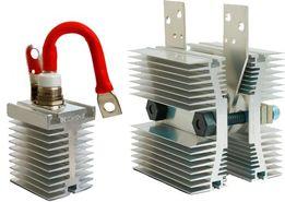 Поставка силовых тиристоров, диодов, модулей и охладителей