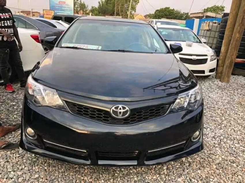 Toyota Camry for sell 0