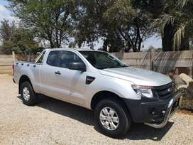 2012 Ford Ranger 2.2 Supercab Manual