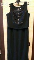 Продам женское вечернее платье-костюм