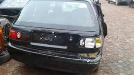 TOYOTA TAZZ STRIPPING FOR SPARES CONTACT US