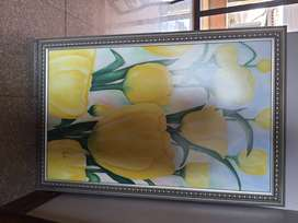 Water painting Framed