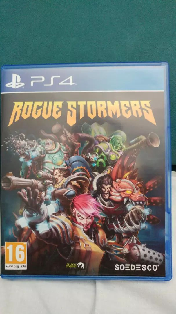 Rogue Stormers PS4 0