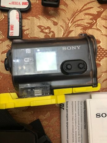 Екшен камера Sony HDR-AS30V Полтава - изображение 3