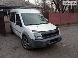 Ford Transit Connect пасс. 230 2006 7 мест