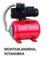 Насосные станции установка,монтаж Донецк