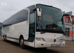 Автобуси на замовлення для туристичних та ділових поїздок. Оренда авто