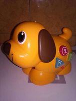 Zabawka interaktywna piesek dla dzieci