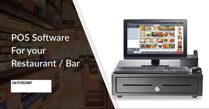 POS point of sale systems,Hotel,Bar Pos,supermarket pos 0