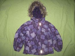 Куртка Lassie by Reima для девочки 116 см 5-6 лет