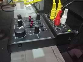 USB Audio Interface for DJ Live sets and musical recording