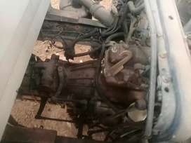 Toyo 4y engen petrol got papers and its driving