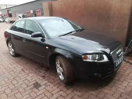Audi a4 2.0t manual for sale. R65000.