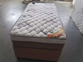 Great quality single bed