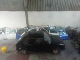 Vw golf 1 1983 for stripping