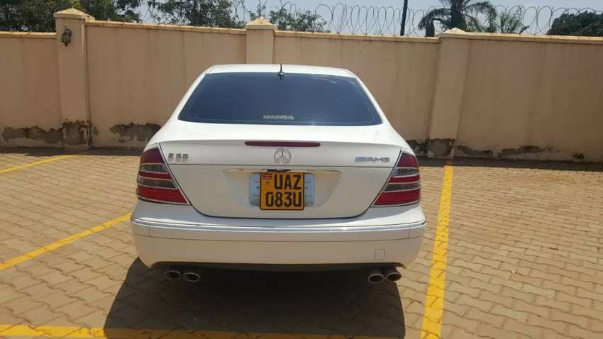Benz on sale at 35m ugx  Model 2007,open roof and all luxury needed i 0