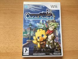 Final Fantasy Fables Chocobo Dungeon Nintendo Wii