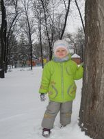 Продам очень теплый зимний комбинезон(куртка,штаны)в хорошем состоянии