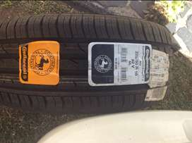 New tyres 225/55/16 Continental