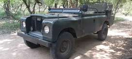 Land Rover Game Viewer for sale.