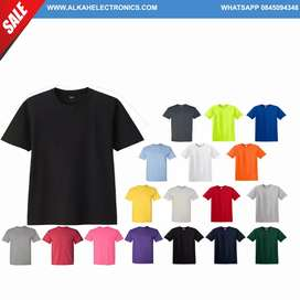 Plain T Shirts 100% cotton
