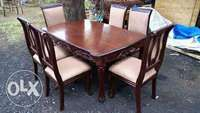 Six sitter dinning table 0