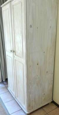 Image of Pine Cupboard for Sale