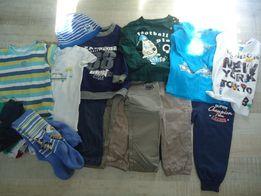 Пакет одежды на мальчика 12-18-24 месяца