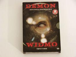 Demon Widmo 2 filmy DVD lektor polski Horrory