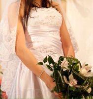 Продам свадебное платье, купленное в салоне Belle