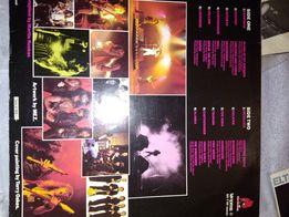 Winyl Manowar,Antrax, Metallica 84 rok