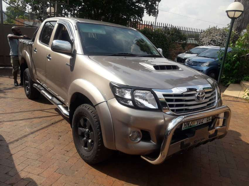 2007 toyota hilux 3,0 d4d for sale 0