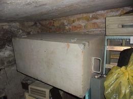 Ящик деревянный 600х500х260 мм (фанерный). С открывающейся крышкой.