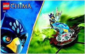 LEGO CHIMA Nest Dive (70105) (s) 6-12y