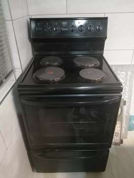 Defy stove 4 plate