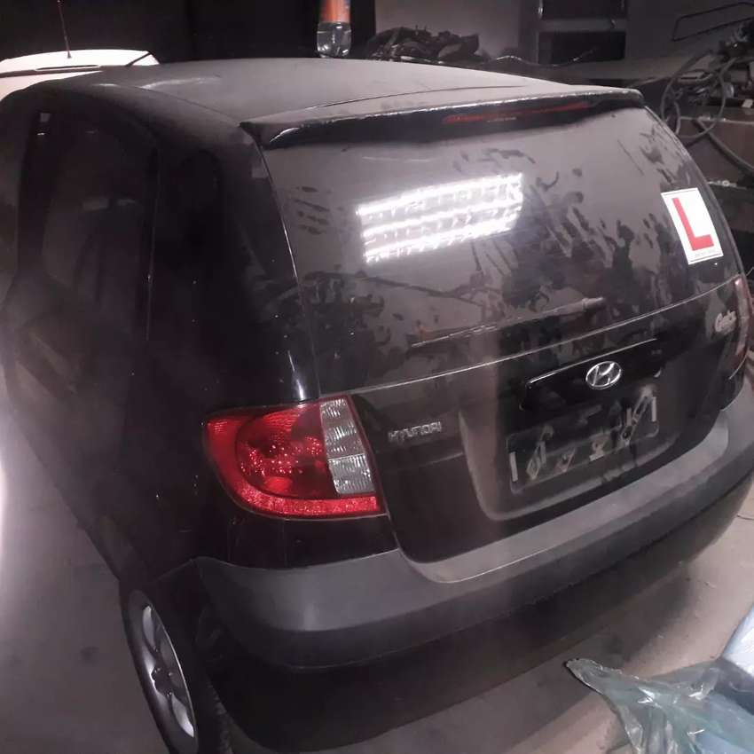 Hyundai Gets 140i breaking for spares 0