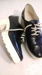 Ботинки, туфли кожа