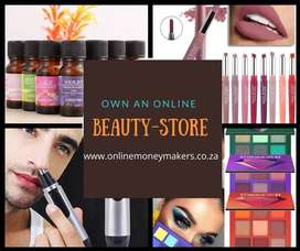 simply beauty online-store