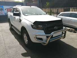 2016 Ford Ranger 2.2 Double cab