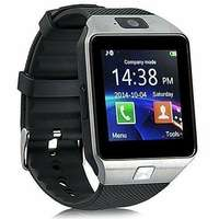 Image of Smart Watch takes sim and memory card