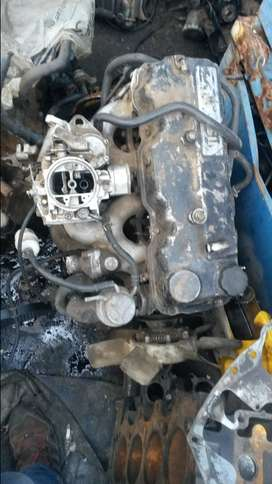 Nissan Z24 engine stripping for spares